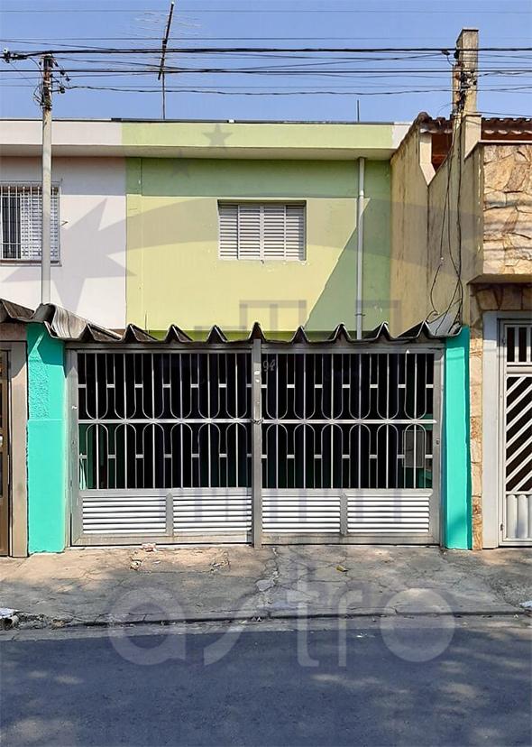 Sobrado – Rudge Ramos – Venda